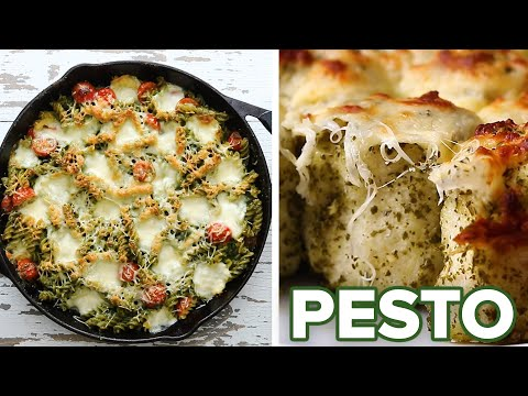 Easy-To-Make Pesto Recipes