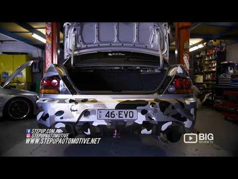 Step Up Automotive Bronze
