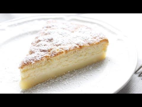 Vanilla magic cake recipe