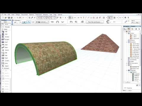 The ARCHICAD Shell Tool - Easy classification of shells for desired listing result of quantities