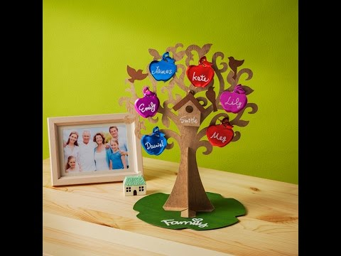 Canvas Project: Family Tree