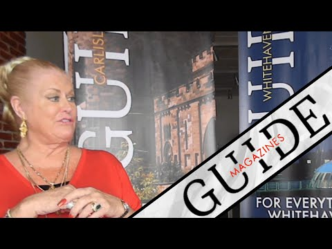 Interview with Kim Woodburn at The Western Lakes Home and Garden Show [15/05/2015]