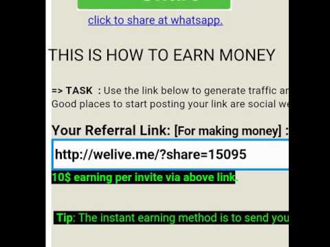HOW TO EARN EASY MONEY WHILE SITTING AT HOME!!!