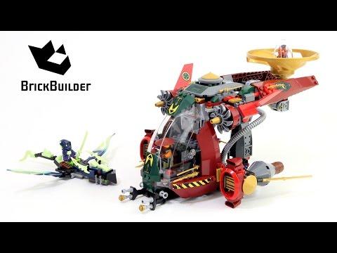 How To Make Ninjago Lego Sets