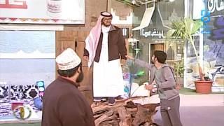 عبدالله الجميري يحاكي أبو كاتم   #زد_رصيدك8