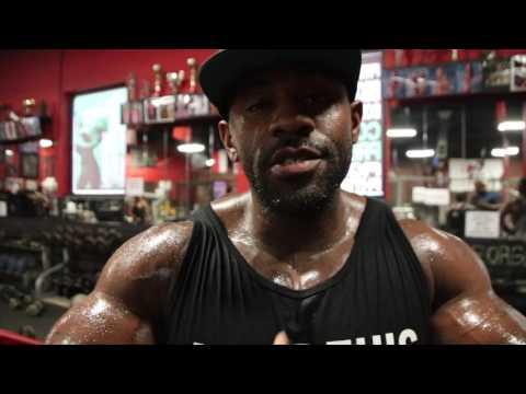 Talking trash with IFBB Pro Jay Warren