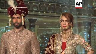 Bridal Couture Fashion Week kicks off in Lahore