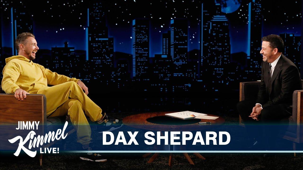 Dax Shepard on Finding His Dream Motorhome & Landing His Dream Job