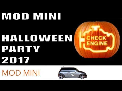 Mod Mini @ Halloween Party - 2017