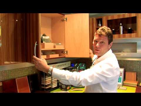 The Cost and Types of Kitchen Cabinets