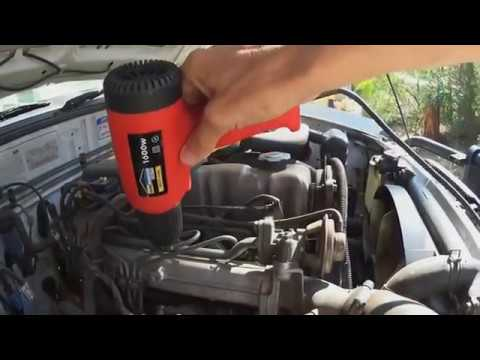 Start diesel engine with faulty glow plugs