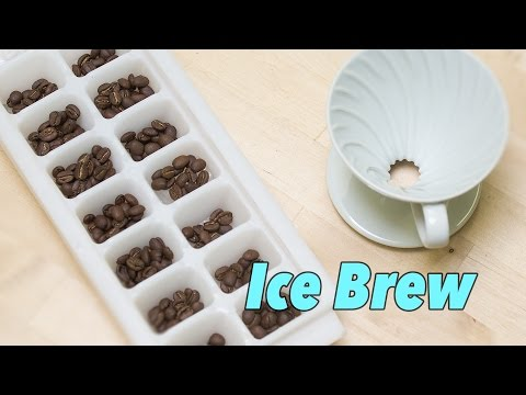 How To Brew Coffee | Japanese Style Iced Coffee Method