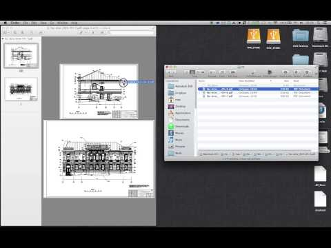 How to merge PDF files with Preview.app in Mac OS