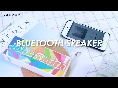 Bluetooth Speaker - Design Your Own