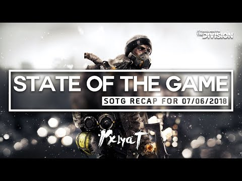 Update 1.8.2, New Legendary Missions, Gear Set Changes!   State of The Game Recap!