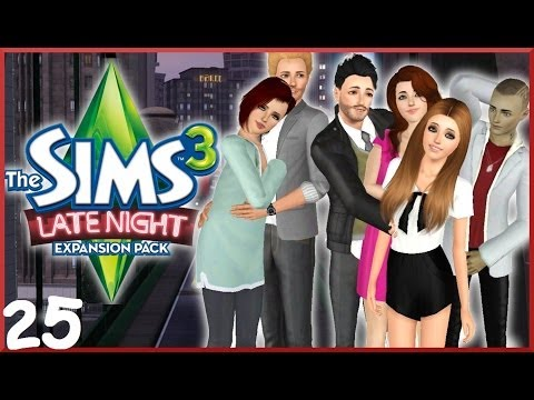 Lets Play: The Sims 3 Latenight - (Part 25) - Wedding