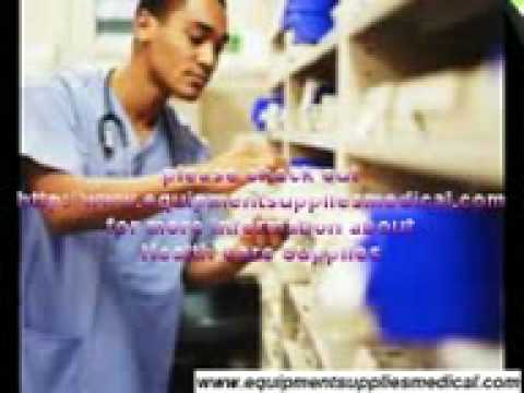 Hospital Equipment Supplies, Health Care Supplies