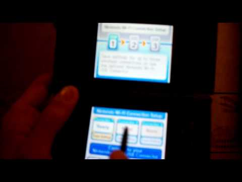 Mario Kart DS WFC/ WI-FI conection