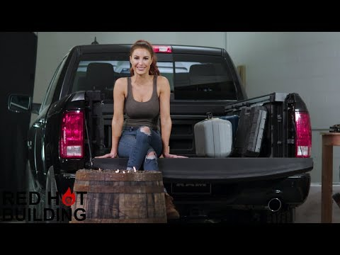 Build Your Own Fire Pit | Red Hot Building Tailgate Edition