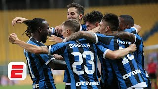 Serie A looks like 'BIZARRO WORLD' as Lazio and Inter Milan continue to chase Juventus | ESPN FC