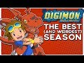 Digimon Tamers The Best and Weirdest Season Billiam