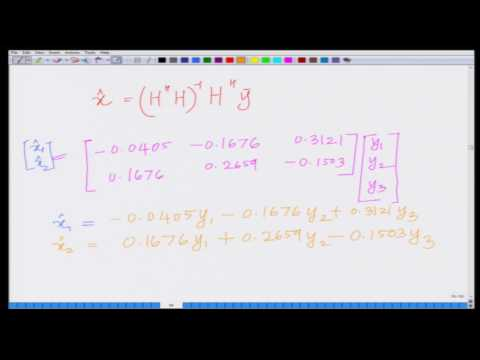 Lecture 37: BER Performance of ZF Receiver