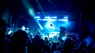 Phantogram - Howling at the moon @ Marquee Theater (live)