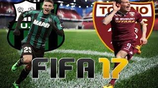 SASSUOLO VS TORINO - FIFA 17 1V1