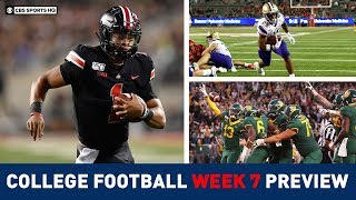 The Picks for the BEST College Football Games of Week 7 | CBS Sports HQ