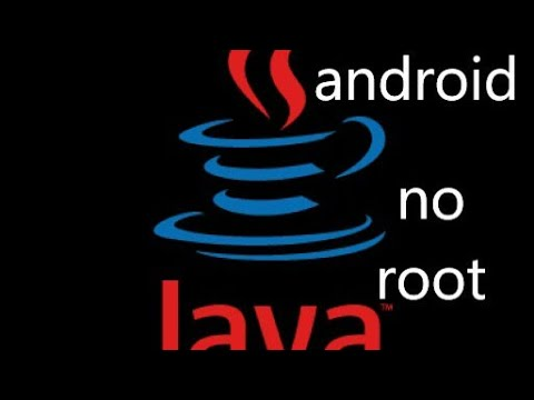 New Java games on android very easy+no root