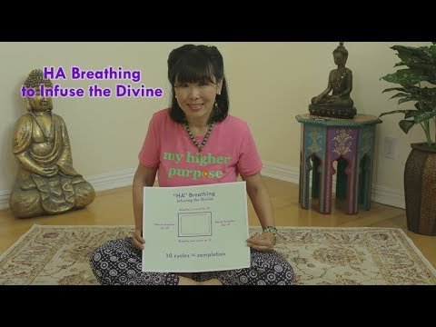 HA Breathing to Infuse the Divine