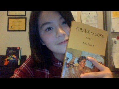 A surprise for everyone when we started learning Ancient Greek!