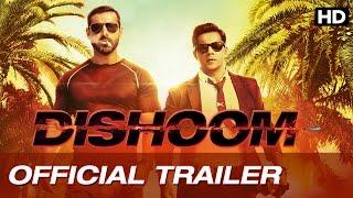 Dishoom Official Trailer | John Abraham, Varun Dhawan, Jacqueline Fernandez