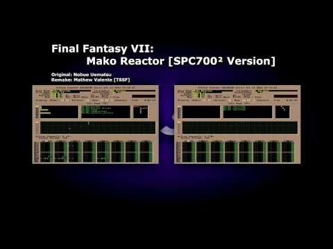 Final Fantasy VII - Mako Reactor (SNES Version, SPC700 x 2