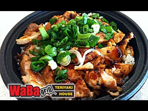 HOW TO MAKE WABA GRILL IN 15 MINUTES!