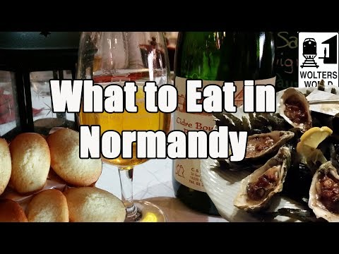 What to Eat in Normandy, France - Visit Normandy