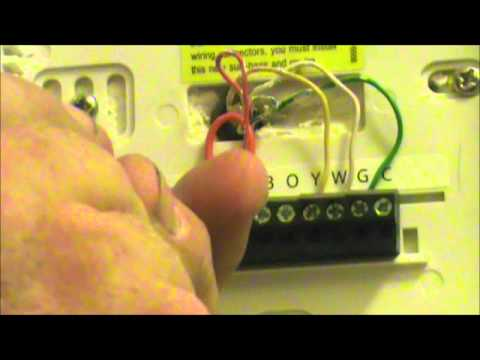 Fix My Own AC - How to Change a Thermostat