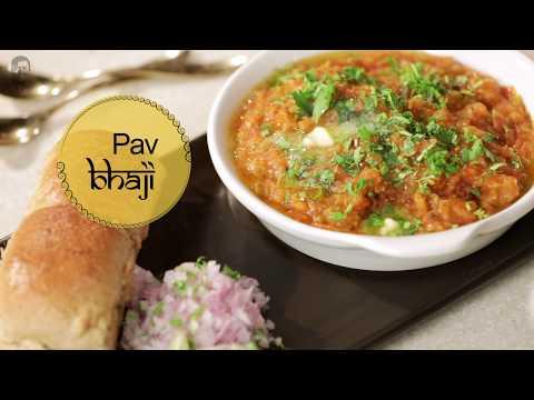 Pav Bhaji | Family Food Tales with Mrs Alyona Kapoor | Sanjeev Kapoor Khazana