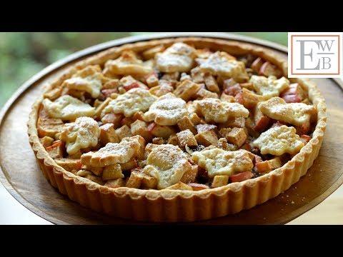 Beth's Apple Walnut Tart Recipe | ENTERTAINING WITH BETH