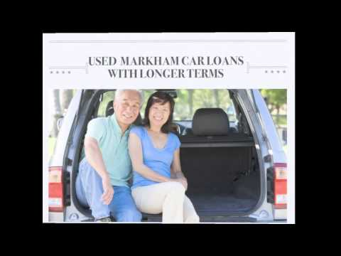 Car Loans Markham - for Good Credit, Bad Credit, Specialty Vehicles