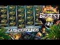 CasinoGrounds Community Biggest Wins #28 / 2017