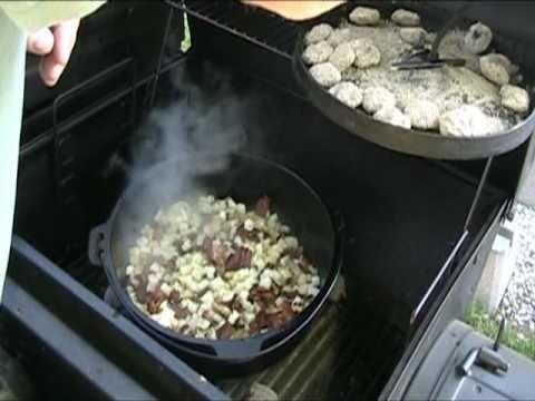 Dutch Oven Mountain Man Hash