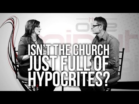 400. Isn't The Church Just Full Of Hypocrites?