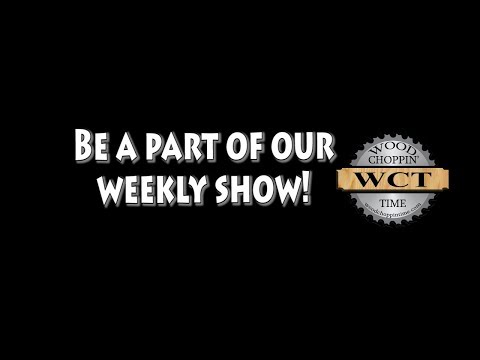 We want you to be a part of OUR show!