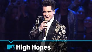 "Panic! At The Disco Perform ""High Hopes"" MTV VMAs 