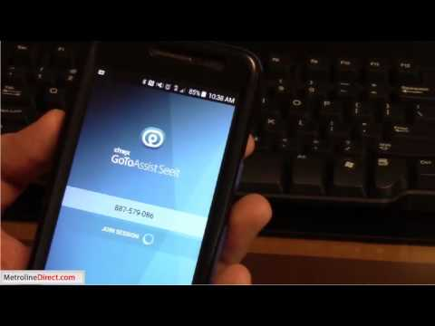 Tech Support: How to use GoToAssist Seeit app for Video Tech Support