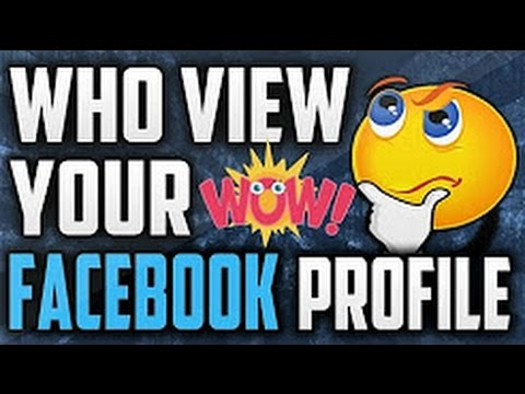 How To Check Who Viewed Your Facebook Profile 2016-2017 In /Urdu/Hindi/