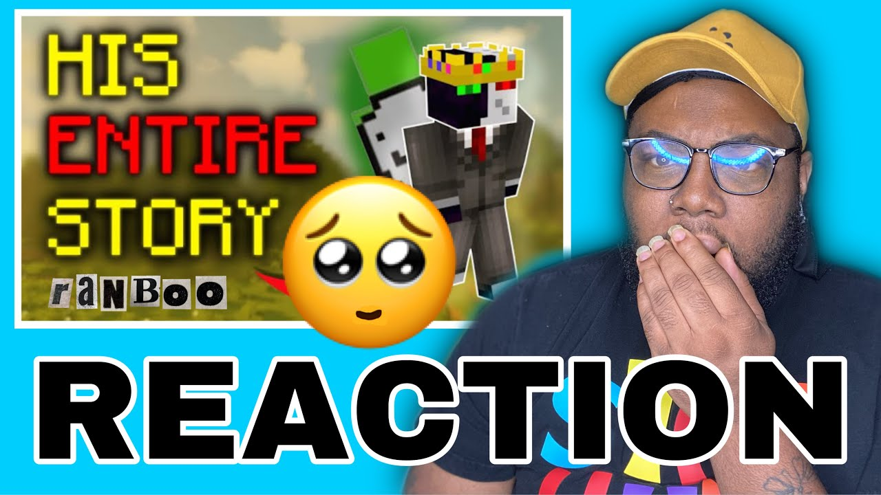 Ranboo's ENTIRE STORY On The Dream SMP!   JOEY SINGS REACTS