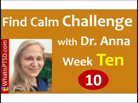 Let yourself be OK - as it is!: Find Calm Challenge - Week 10 of 10