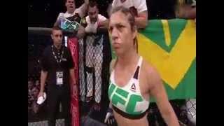 Ronda Rousey VS Bethe Correia UFC 190